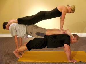 Exchange Yoga Advocate